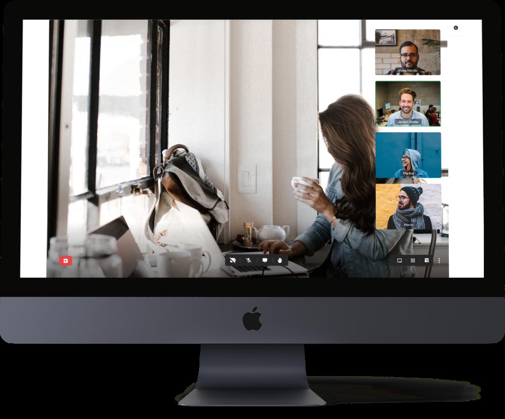 Birru - video conference